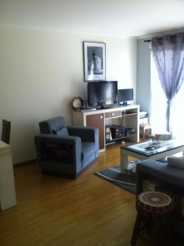 Limeil Brevannes Renovation partielle appartement - Ponçage et vitrification parquet