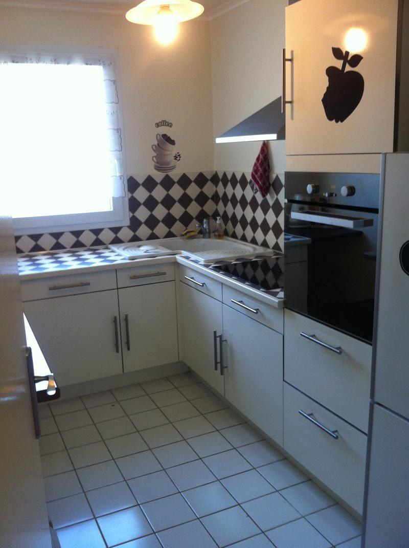 Limeil Brevannes  rénovation partielle appartement - rénovation complète cuisine