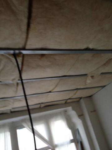 Rue de Rivoli, paris, faux plafond