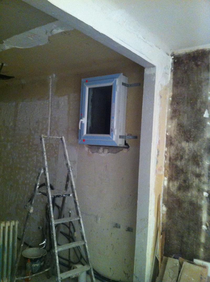 Villecresnes Réhabilitation complète maison