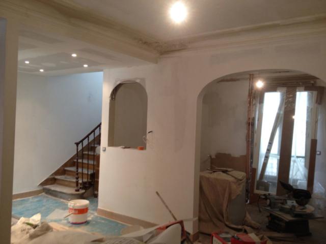 Maison Vincennes - Plafonds Faux-plafonds