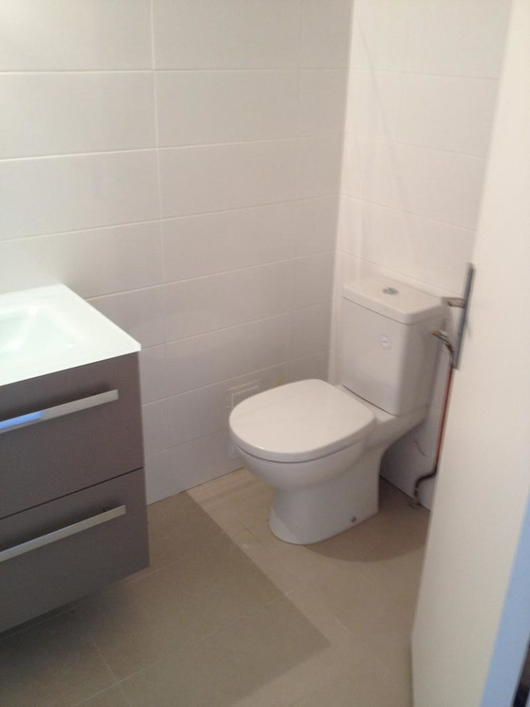 Colombes, salle de bains