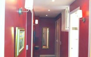 Dans ce projet de rénovation d'appartement de standing à Paris 5ème, nous avons apporté une attention toute particulière aux détails, à la qualité des produits et aux finitions.