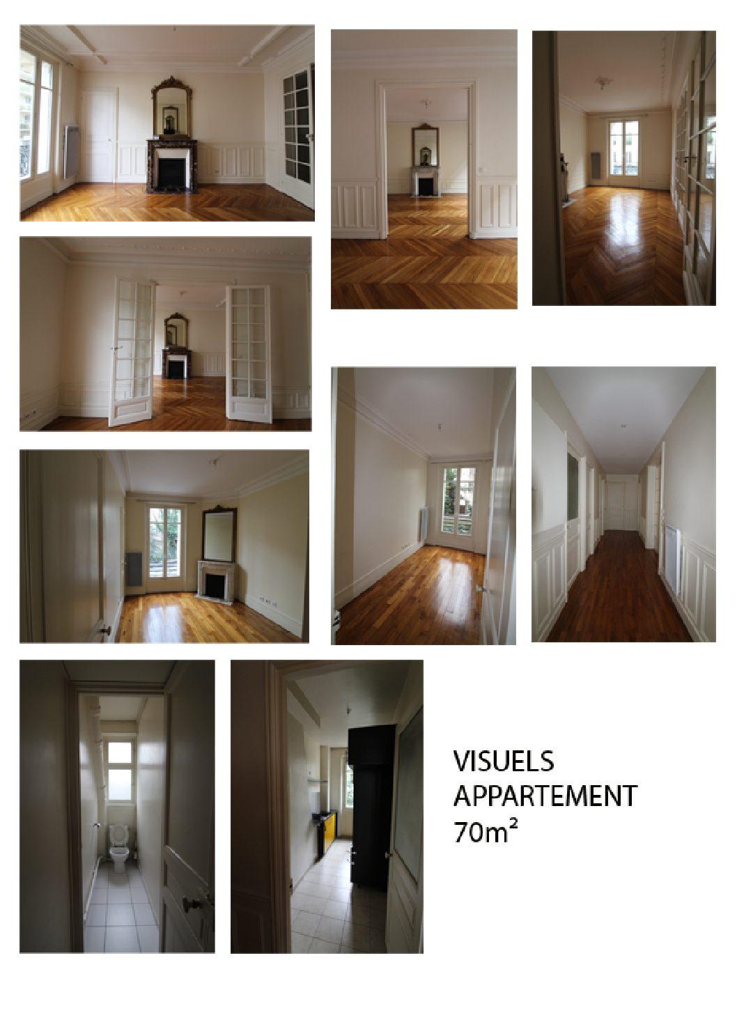 Superbe appartement Haussmanien, parquet, cheminées, moulures